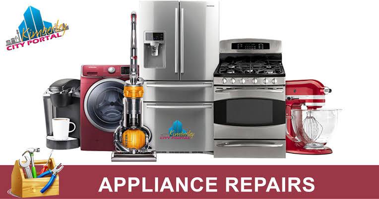 Appliance Repair Johannesburg