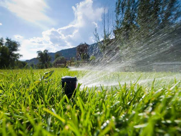 Irrigation Johannesburg