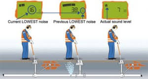 Leak detection Geduld