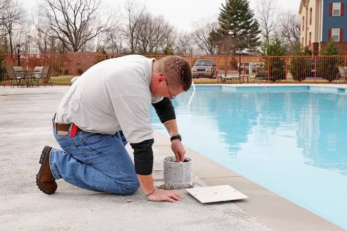 Pool Repairs Johannesburg