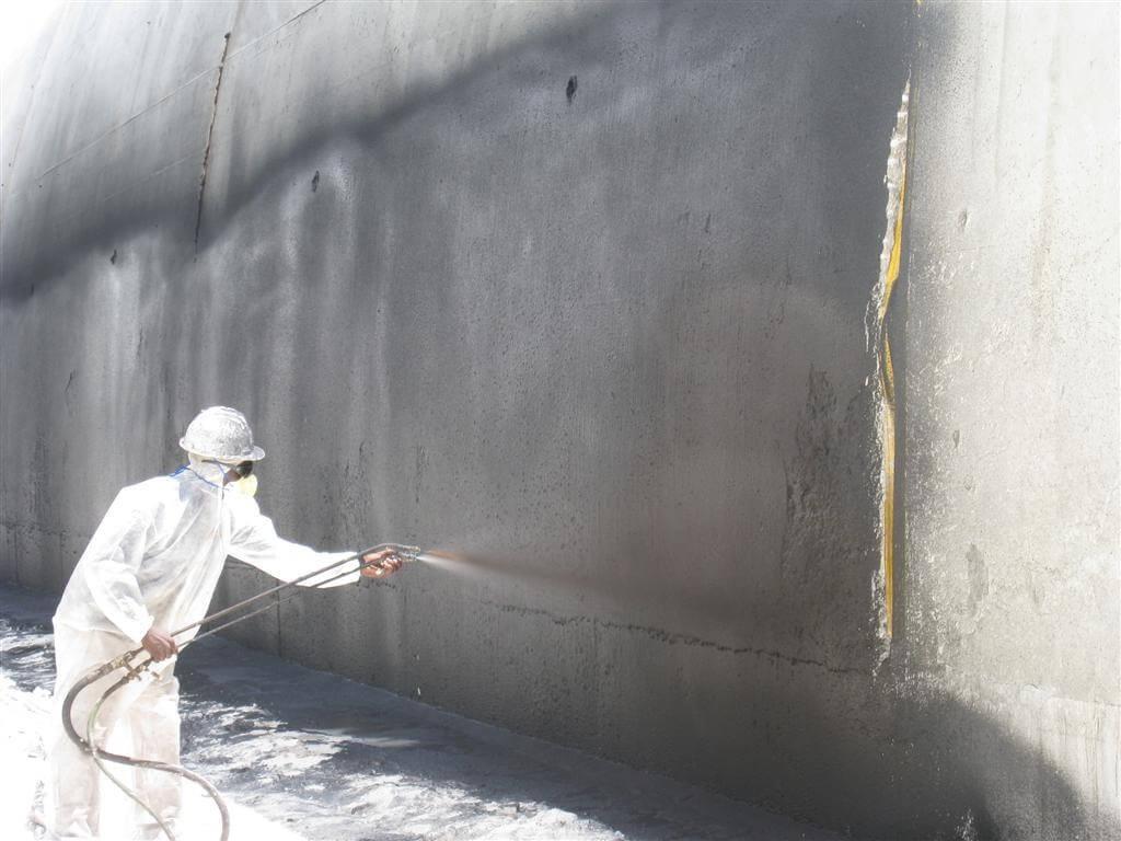 Painting Waterproofing